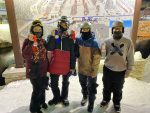 Waukesha Snowboarders Dominate in First Race