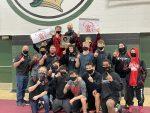 Blackshirt Wrestlers Win WIAA Regional Title!