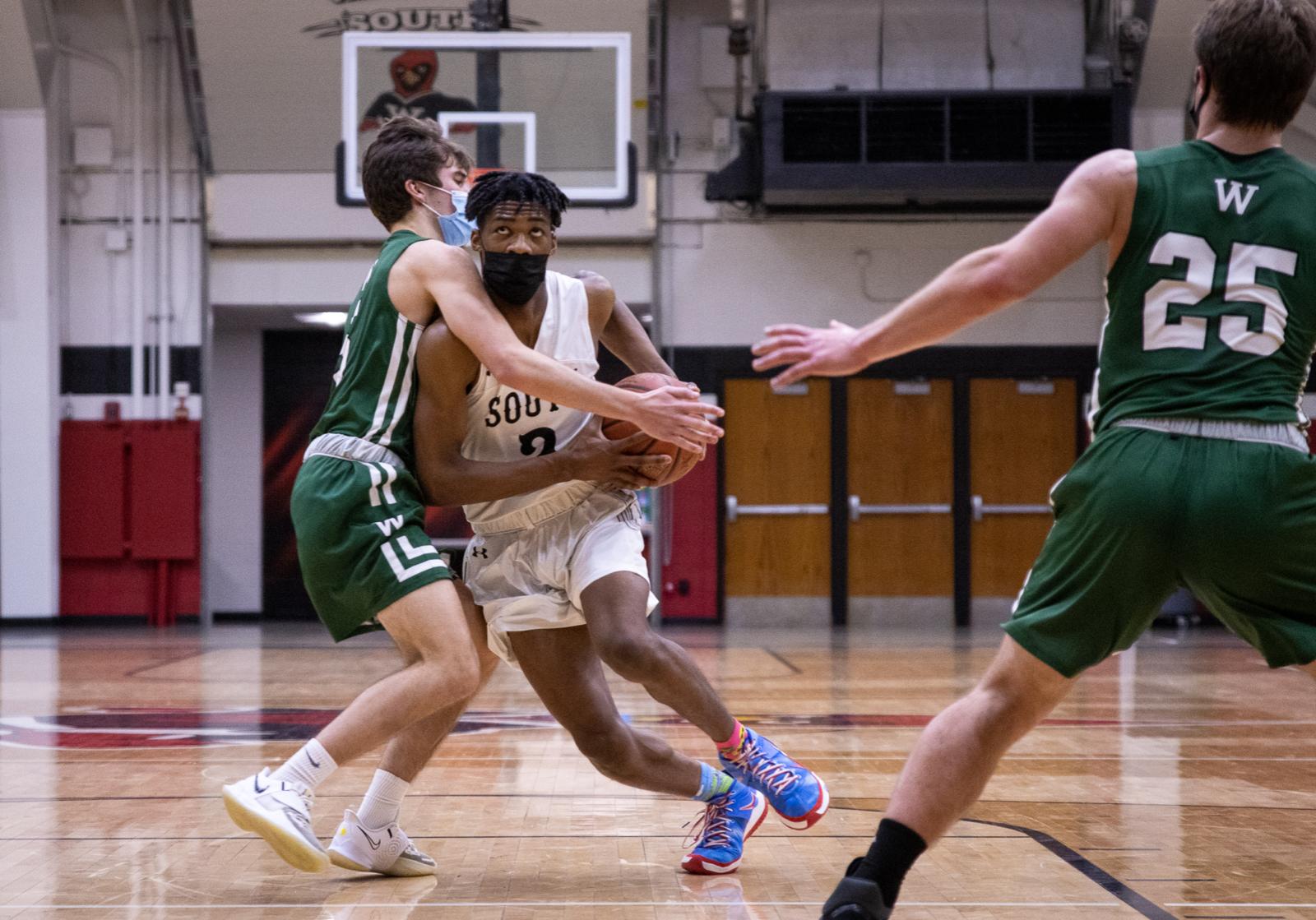Boy's Varsity Basketball vs Waterford