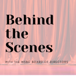 Behind the Scenes with the Board – Melissa Johnston