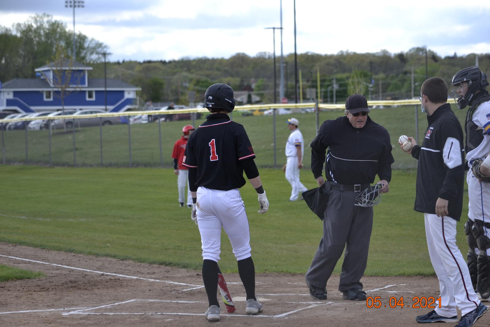Varsity Baseball VS Mukwonago 5-4-21