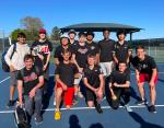 Blackshirt Boys Varsity Tennis beats Wauwatosa West 7 – 0