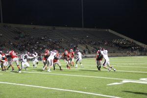 Varsity Football vs Bastrop 9/24/2015