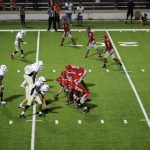 Varsity Football vs Lanier 10-23-15