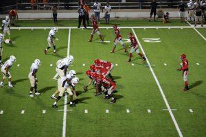 Varsity Football vs Lanier 10-23-15