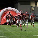Varsity Football vs Reagan 10-16-15