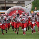 Travis Football vs. Smithville