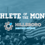 Don't Forget to Vote for the Hillsboro Dentist Office January Athlete of the Month