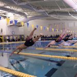 2/16 Boys Swim Sectionals