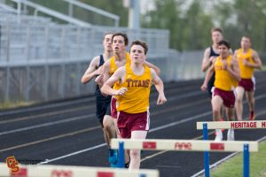 4/23 Track and Field @ Heritage Hills