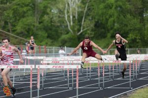 5/16 Boys Sectionals Track and Field