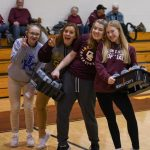 1-23-20 Girls JV basketball vs Southridge