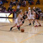1-23-20 Girls Varsity vs Southridge, Senior Night