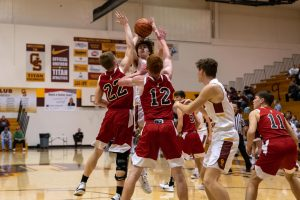 2-6-2020 Boys Basketball vs Southridge (JV included)