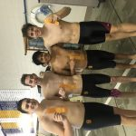 Titan swim finishes season
