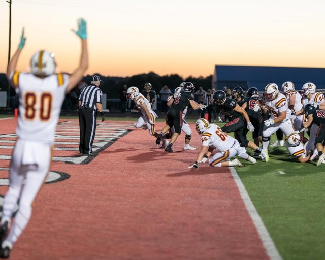 Football vs Southridge 9-18-20