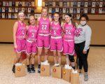 Lady Titan basketball Senior night victory over North Posey