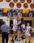 Lady Titan Basketball Victory vs Vincennes Rivet