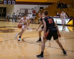 Boy's basketball vs North Davies