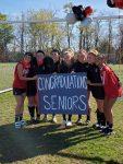 Senior Girls Soccer Recognition Day