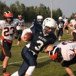 JV Football vs. Cheboygan