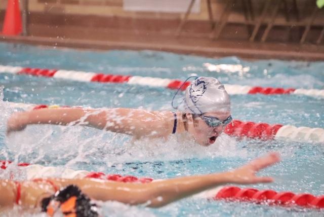 Swimming @ Marquette