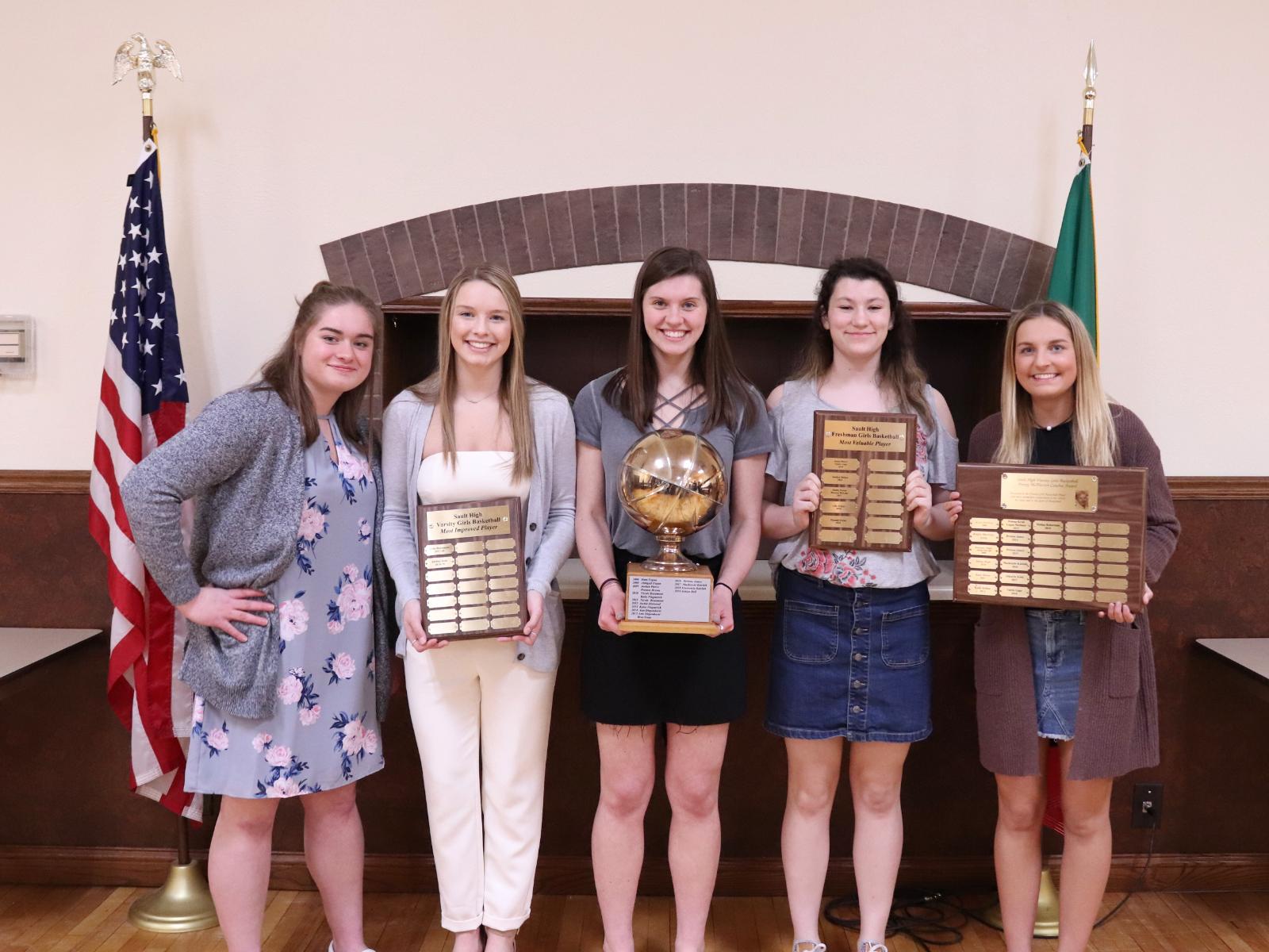 Girls Basketball Awards
