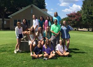 Austin High School Girl's Golf Gallery