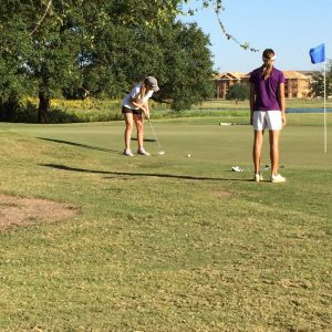 Hays CISD Boy's and Girl's Invitational – Plum Creek Golf Course 10/06/2015
