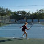 Austin Maroon Tennis v. Anderson