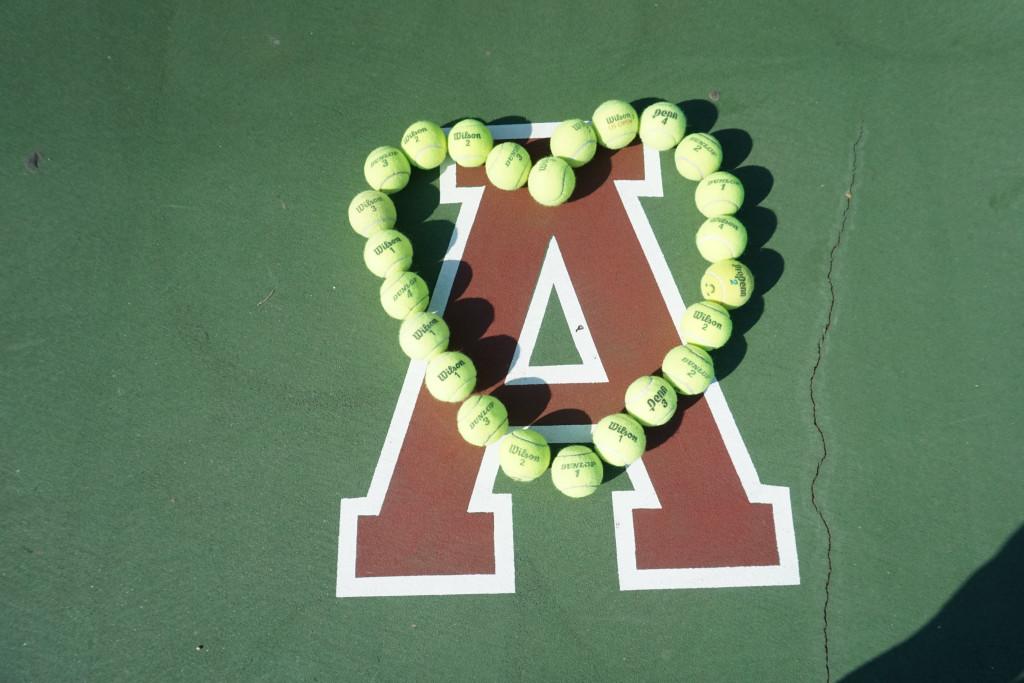 Maroon Tennis Google Calendar