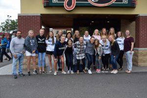 Girl's Soccer Two Harbors 2017