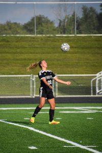 Girl's Soccer @ Delano 8/29/17