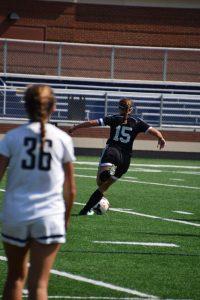 Girls Soccer @ Providence 9/9/17