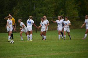 Girls Soccer vs. St. Croix Prep 9/16/17