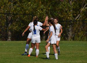 Girls Soccer vs. Spectrum 9/23/17
