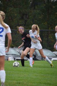 Girls Soccer vs. Minnehaha Academy 10/7/17