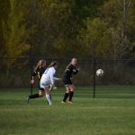 Girls Soccer vs. Hutchinson 10/10/17