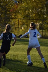 Girls Soccer vs. Delano 10/12/17
