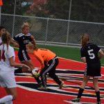 Girls Soccer @ Monticello 10/14/17