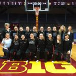 "HCA Visits ""The Barn"" Girl's Basketball State Tournament Day 1"
