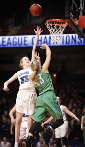 "HCA Girl's Basketball at STATE: A View from ""The Barn"""