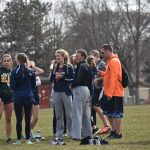 PA/HCA Boys and Girls Track - Minnehaha Meet 4/24/18