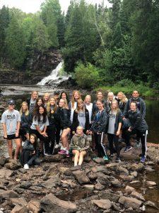 Heritage Varsity Girls Soccer 2018