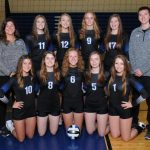 HCA Girls JV/Varsity Volleyball 2018