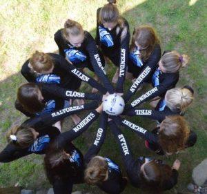 HCA Girls JV/Varsity Volleyball 2018