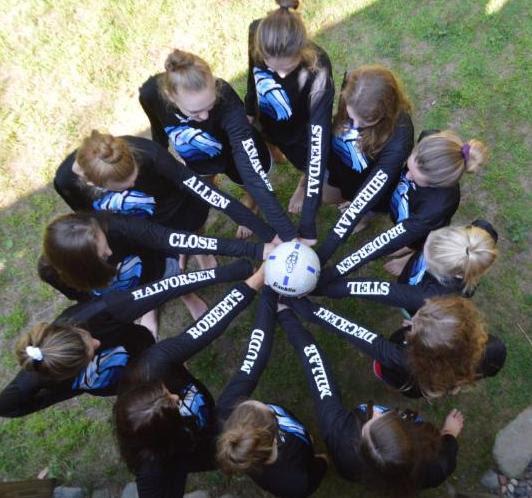 HCA Girls Volleyball 2018 Recap