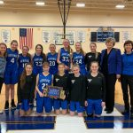 Heritage Girls Basketball Team–MCAA Conference Champions!