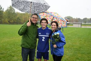 Boys Soccer Celebrates Senior Day–2019