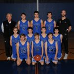HCA Boys Varsity Basketball 2019-2020
